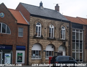 Corn Exchange - Barton-upon-Humber